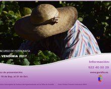 II Concurso de Fotografía La Vendimia 2017