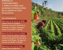 El Cabildo y la Fundación CIAB promueven el acercamiento de productores y consumidores a la agricultura ecológica