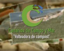Volteadora de Compost | Canarios de Campo y Mar
