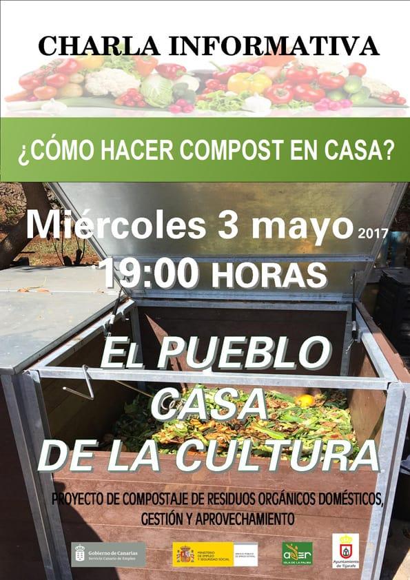C mo hacer compost en casa 3 de mayo en tijarafe canal agrario la palma - Como hacer compost en casa ...