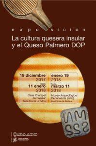 La cultura quesera insular y el Queso Palmero DOP @ Museo Arqueológico Benahoarita | Los Llanos | Canarias | Spain