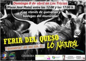 Feria del Queso Lo Natural @ Plaza José Mata, Las Tricias | Santo Domingo | Canarias | Spain
