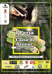 I Feria del Ron y la Caña de Azúcar