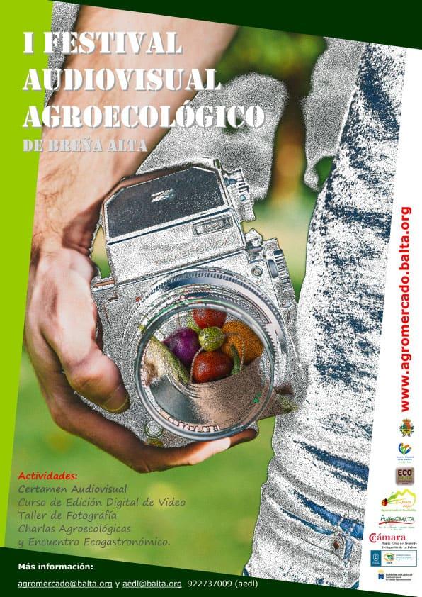 I Festival Audiovisual Agroecológico de la Villa de Breña Alta
