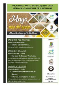 Taller Infantil de Elaboración de Quesos y Taller de Ahumadores de Queso @ Mercadillo Municipal de Puntallana | Santa Cruz de La Palma | Canary Islands | Spain