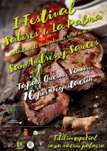 I Festival Sabores de La Palma @ Plaza Montserrat | Los Sauces | Canarias | España