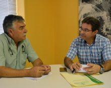 El Cabildo y ASPA analizan la situación del sector primario en la isla