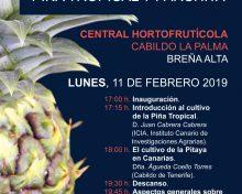 Resumen de las jornadas cultivo de pitaya, piña tropical y parchita
