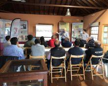 Expertos en Enoturismo a nivel internal se interesan por los vinos de La Palma