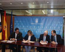 La Consejería de Agricultura y Agroseguro firman un nuevo convenio para el fomento de los seguros agrarios