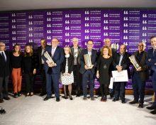 """Vanoostende destaca la """"gran contribución al sector"""" de los galardonados en los premios Enogastroturismo de la ULL"""