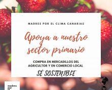Mercados agrícolas de la isla de La Palma ABIERTOS