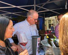 """Fivipal 2019 cosechó """"un rotundo éxito"""" con vinos y tapas de la tierra"""