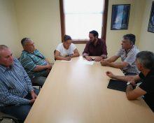 El alcalde de Tijarafe y ASPA coinciden en empezar a planificar la desalación como solución al agua en La Palma