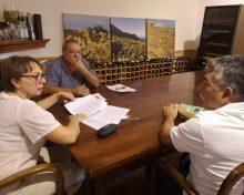 ASPA y el Consejo Regulador de Vinos de La Palma abordan la preocupante situación del cultivo de la viña en la isla