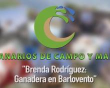 Brenda Rodríguez: Ganadera en Barlovento | Canarios de Campo y Mar