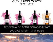 Bodegas Noroeste de La Palma celebra su XX Aniversario