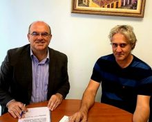 El Cabildo destina 223.000 euros para concluir el Centro de Promoción Agraria de Garafía