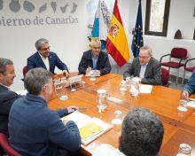 El Gobierno de Canarias está comprometido con la defensa del sector primario