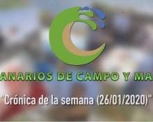 Crónicas de la semana – FITUR | Canarios de Campo y Mar