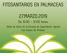 Principales problemas fitosanitarios en Palmaceas