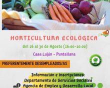 Horticultura Ecológica
