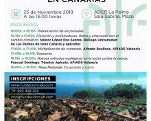 II Jornadas Oportunidades para una Apicultura Ecológica en Canarias